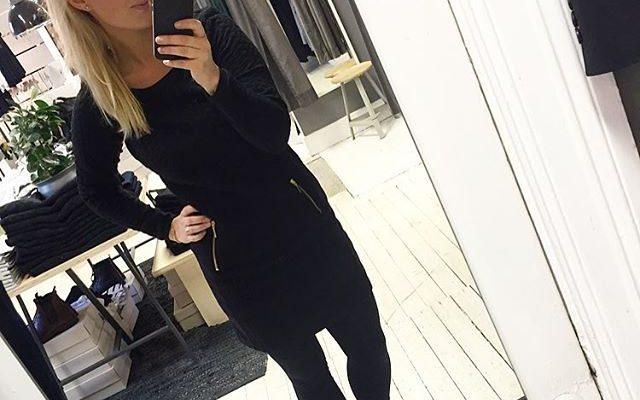 ny klänning på syster idag •• finns i svart och grå 499kr • a96d007893740
