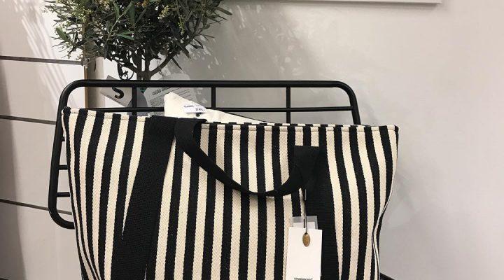 ~ Strandväska ~ Från soya concept 199kr #butikperochlisa #habo #jönköping #soya #väska #sommar #tilljobbet