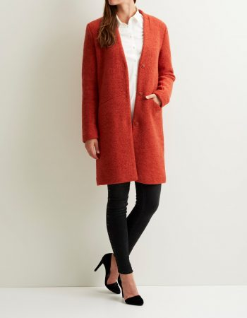 Vitea wool jacket